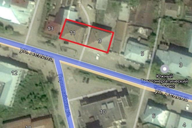 Местонахождение: Челябинская область, г. Миасс, ул. Ленина,  9 (11)
