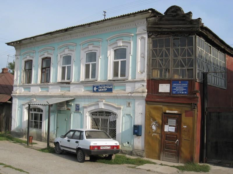 2010 год. Ленина 11 (13). Фото: В. Демаков