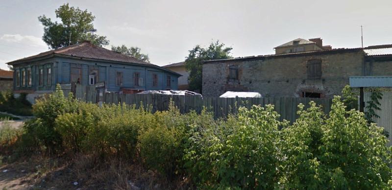 2012 год. Скан с панорамы  Google