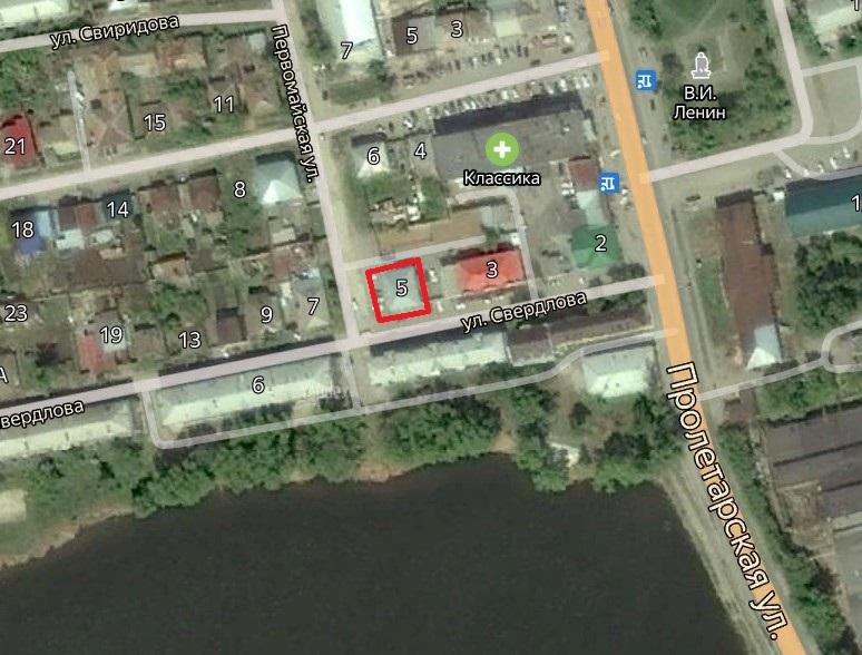 Местонахождение: Челябинская область, г. Миасс, ул. Свердлова, 5