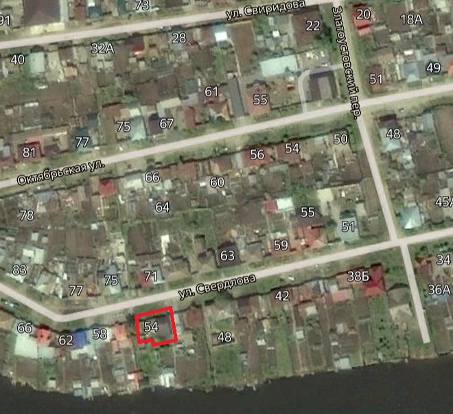 Местонахождение: Челябинская область, г. Миасс, ул. Свердлова,   52