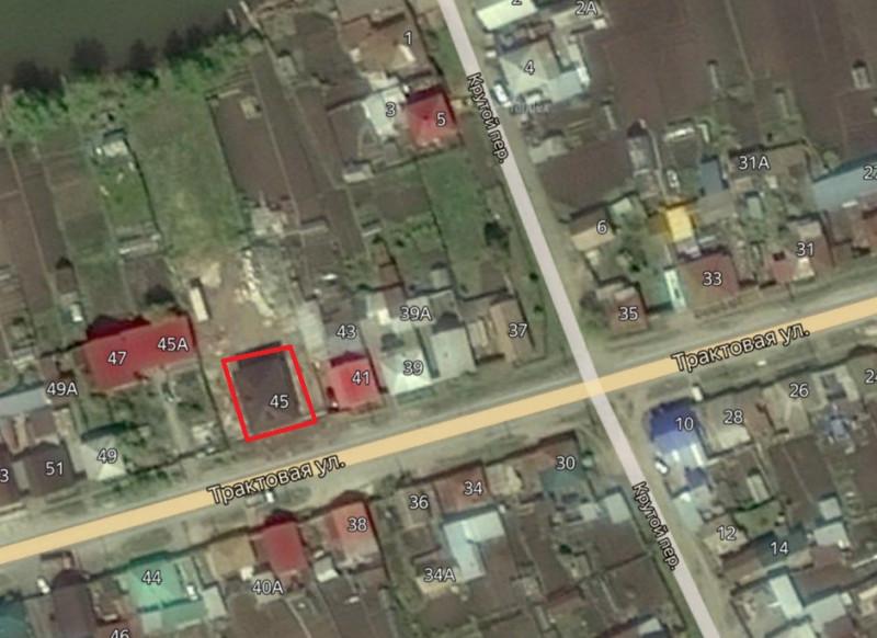Местонахождение: Челябинская область, г. Миасс, ул. Трактовая, 45