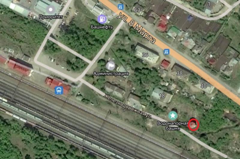 Местонахождение: Челябинская область г. Миасс, ж/д ст.  Миасс-1