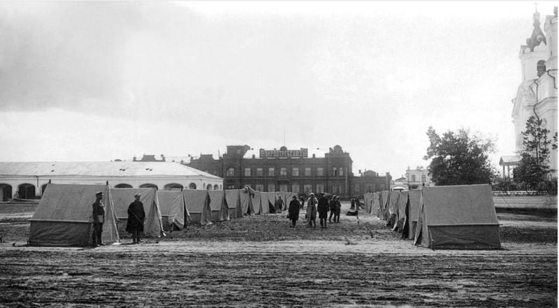 1927 год. Фото предоставлено Д. Белоусовым (г. Троицк)