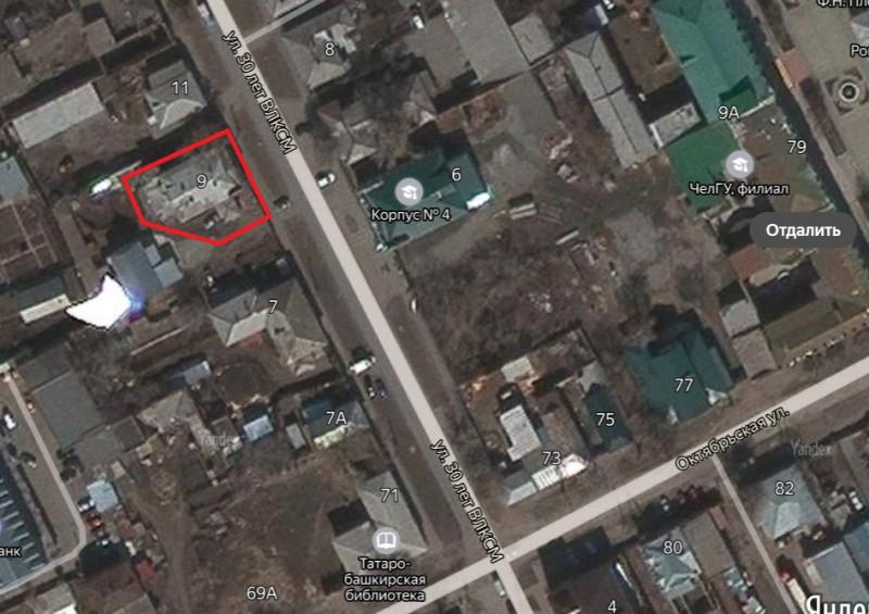 Местонахождение: Челябинская область, г. Троицк, ул. 30 лет ВЛКСМ, 9