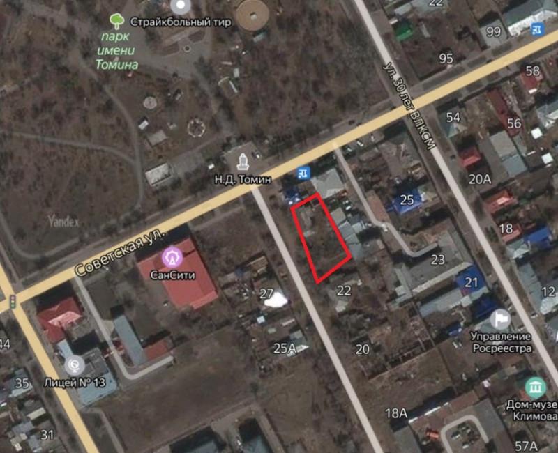 Местонахождение: Челябинская область, г. Троицк, ул.им. М.М.   Володарского, 24