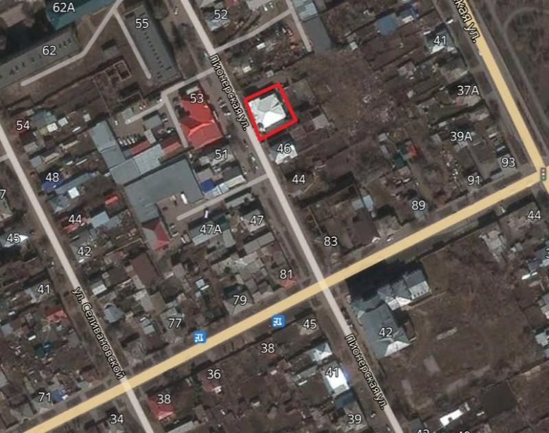 Местонахождение: Челябинская область, г. Троицк, ул. Пионерская, 48