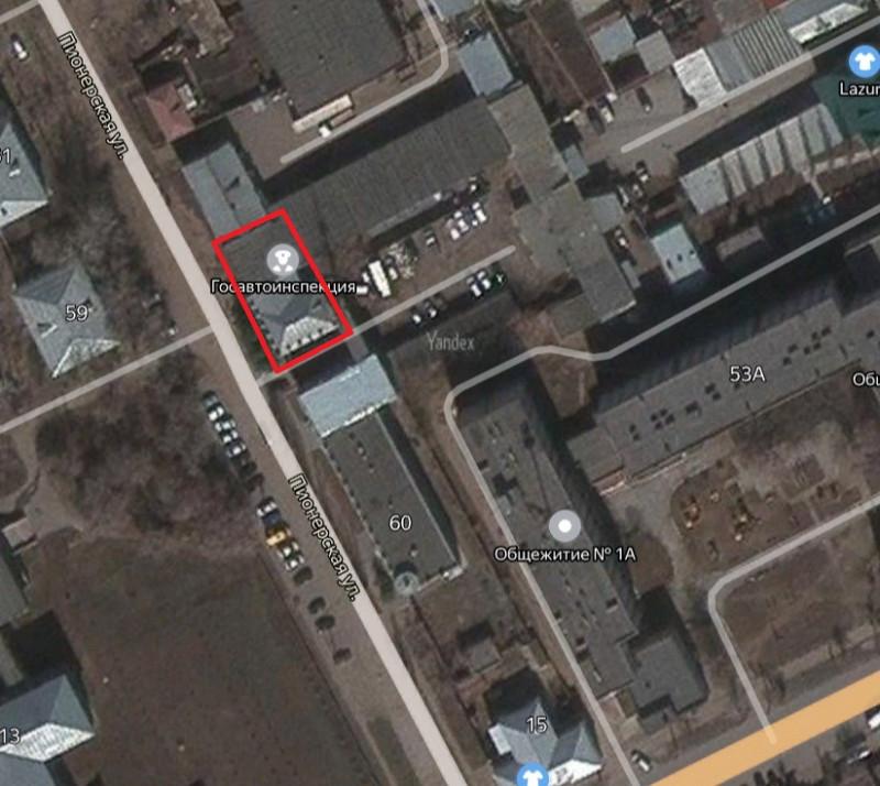 Местонахождение: Челябинская область, г. Троицк, ул. Пионерская,   60