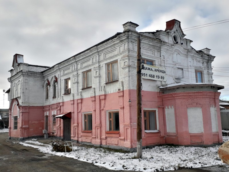 Октябрь 2019 года. Фото: Ю. Латышев