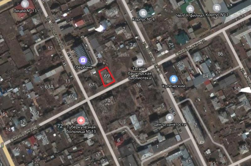 Место, где находился объект: Челябинская область, г. Троицк, ул. Октябрьская, 69