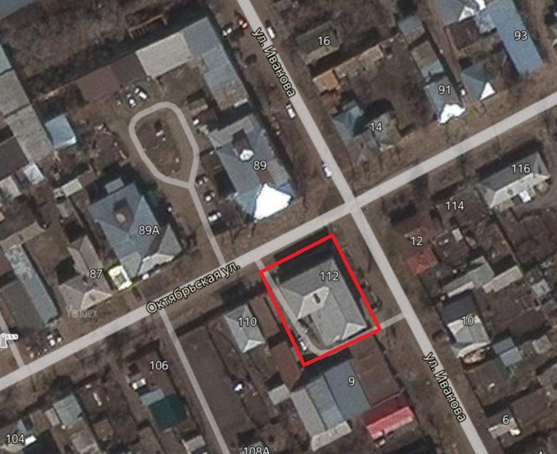 Местонахождение: Челябинская область, г. Троицк, ул. Октябрьская,   112