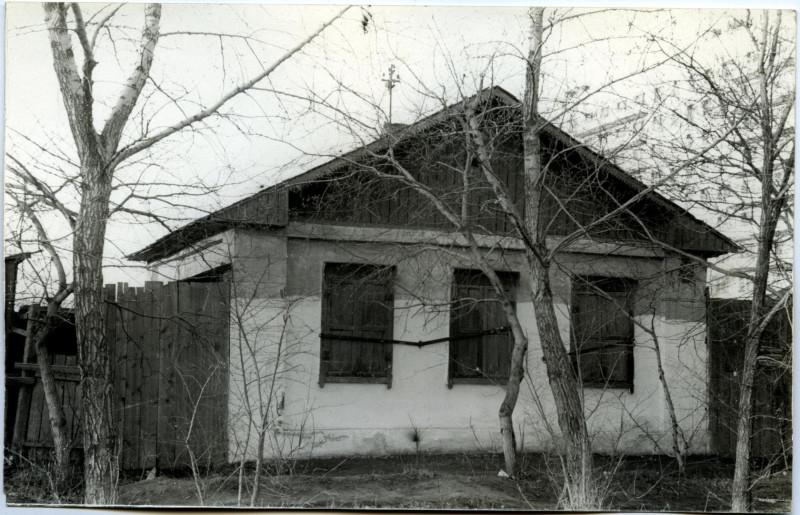 Ул. Работниц, 41. 1971 год