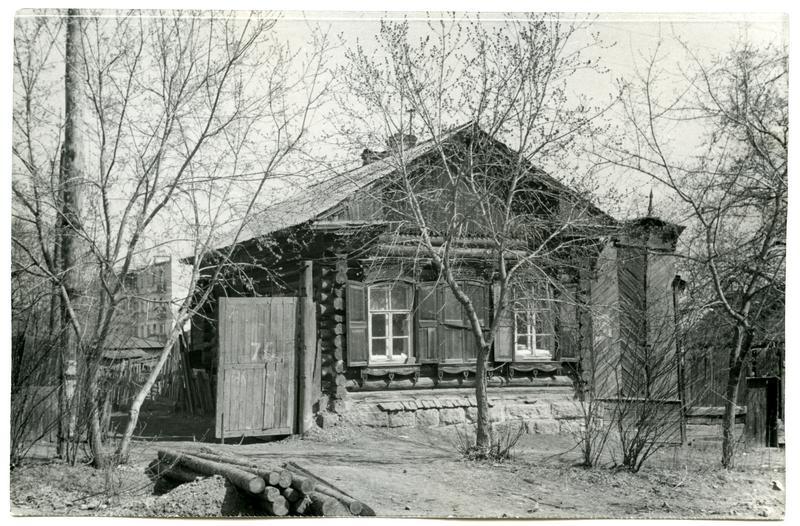 Апрель 1971 года. Фото: В. Гайдаш. Из фонда Государственного исторического музея Южного Урала