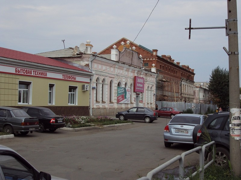 2012 год. Фото: Д. Белоусов (г. Троицк)