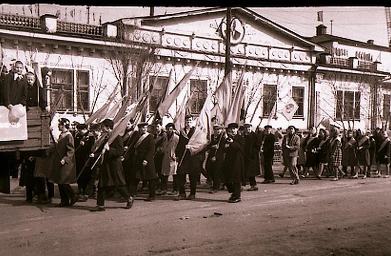 1969 год. Фото предоставлено Д. Белоусовым