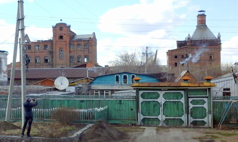 Апрель 2015 года. Фото: Ю. Латышев