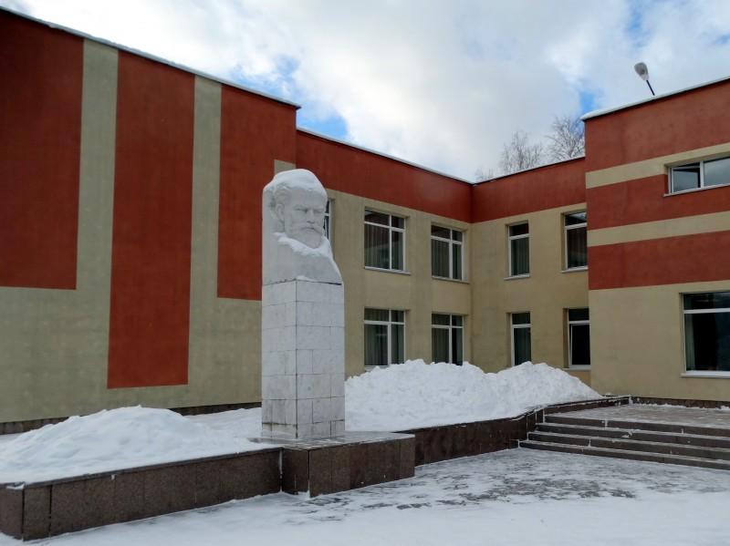Январь 2020 года. Фото: Ю. Латышев