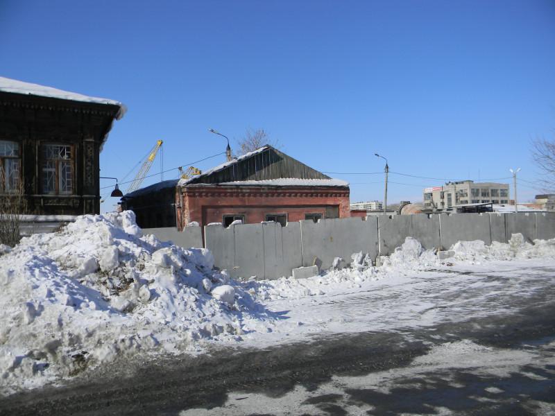 Здание бывшего завода искусственных минеральных вод Григорьева