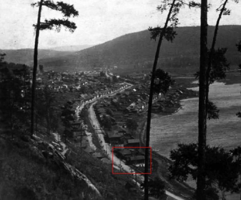 1920 год. Фото предоставлено С. Волокитиным (г. Златоуст).