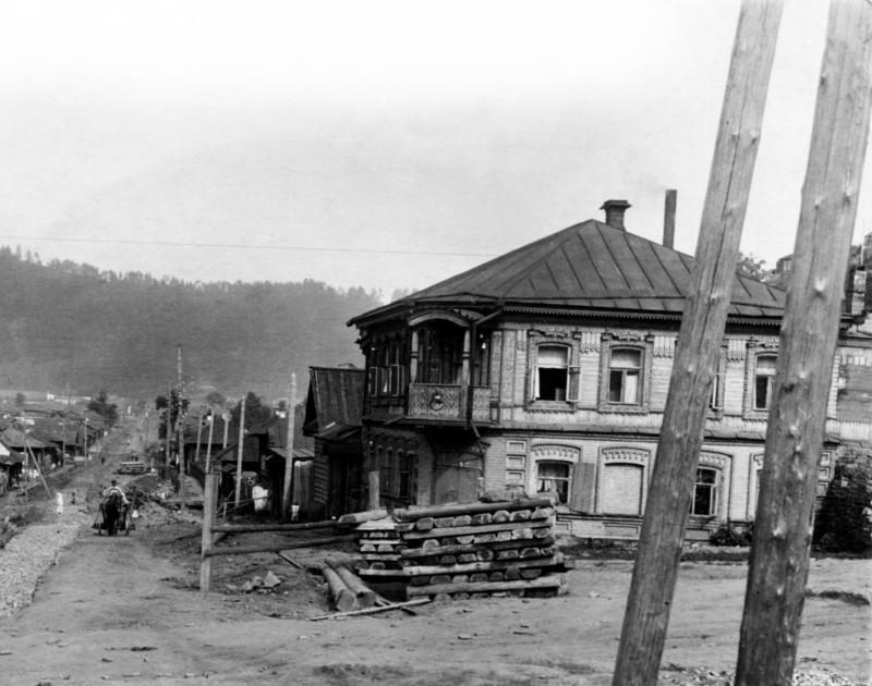 1934 год. Фотография предоставлена С. Волокитиным (г. Златоуст).
