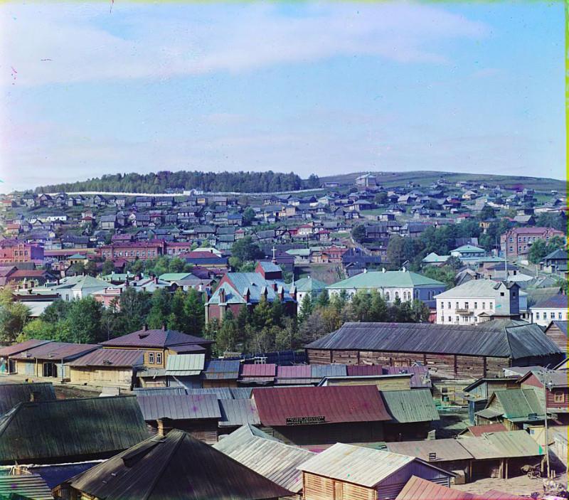 1909 год. Фото Прокудина-Горского