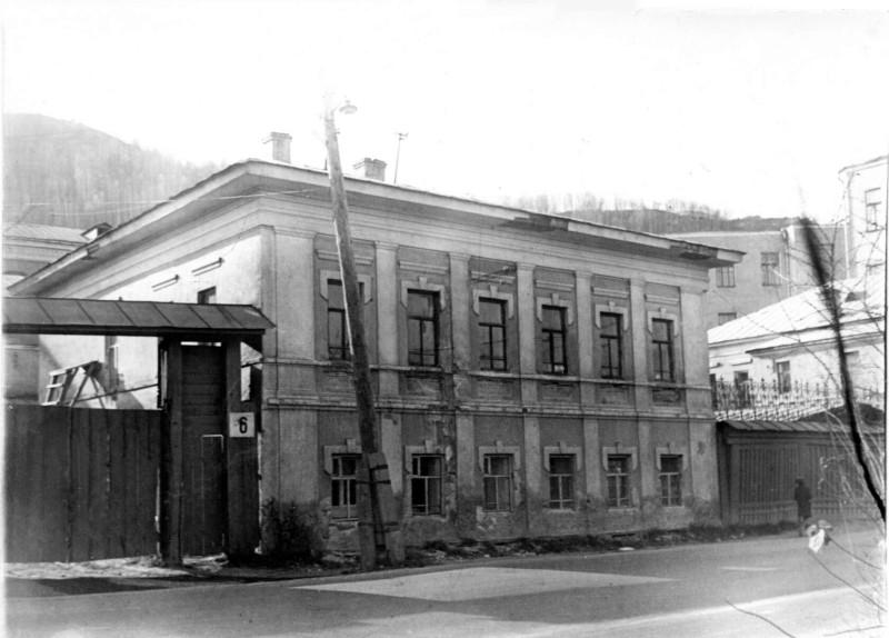 Фото 1972 г. предоставил С. Волокитин (г. Златоуст).