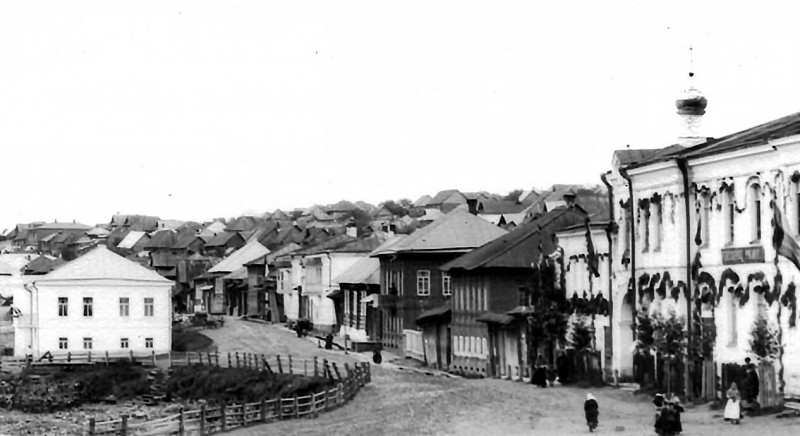 1904 год. Фото предоставлено С. Волокитиным (г. Златоуст)