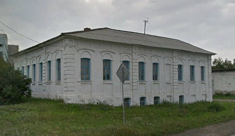 Основное здание
