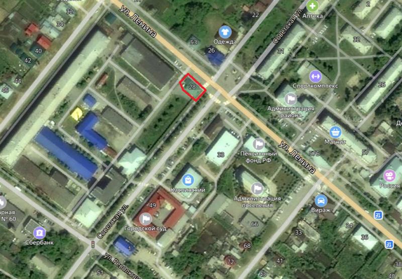 Местонахождение: г. Касли,  Советская   ул., 28/Ленина, 28