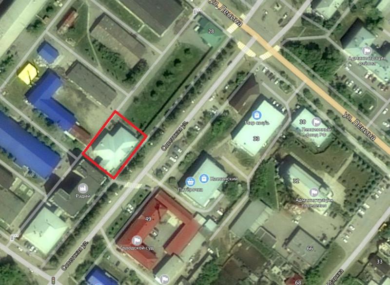 Местонахождение: г. Касли, Советская   ул., 30