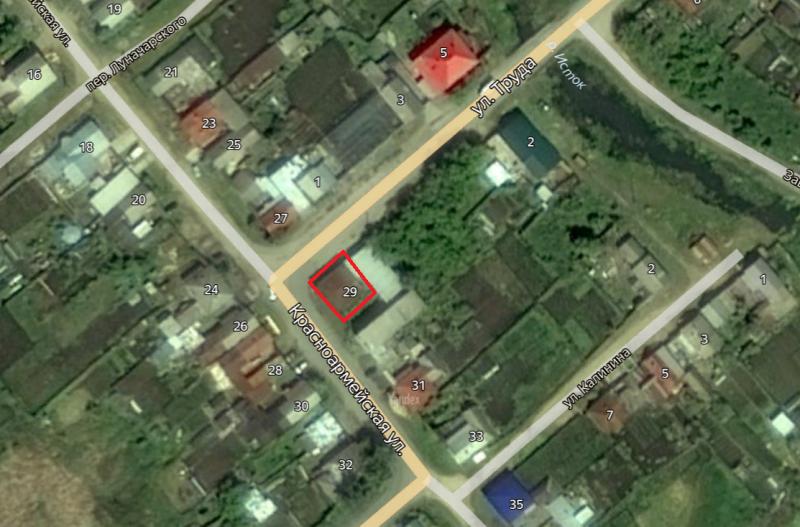 Местонахождение: г. Касли, Красноармейская   ул., 29