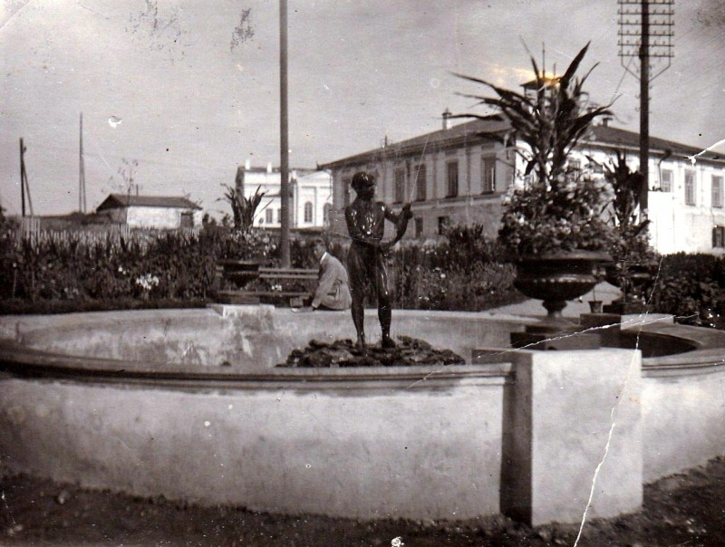 1930-е годы. Из фонда Каслинского музея