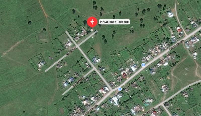 Местонахождение: г. Катав-Ивановск, Щорса ул., д б/н