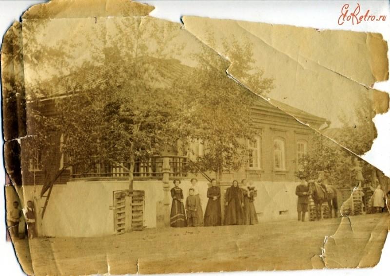 Дом Кучиных в Катав-Ивановске на ул.Никитинской. 1911