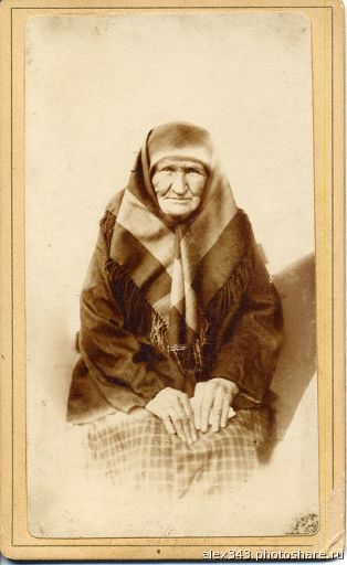 Кучина Елена Михайловна, мать Кучина Григория Егоровича, 1812 г.р.