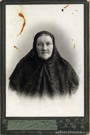 Кучина Олимпиада Львовна 1911, весна (умерла в 1929 году)