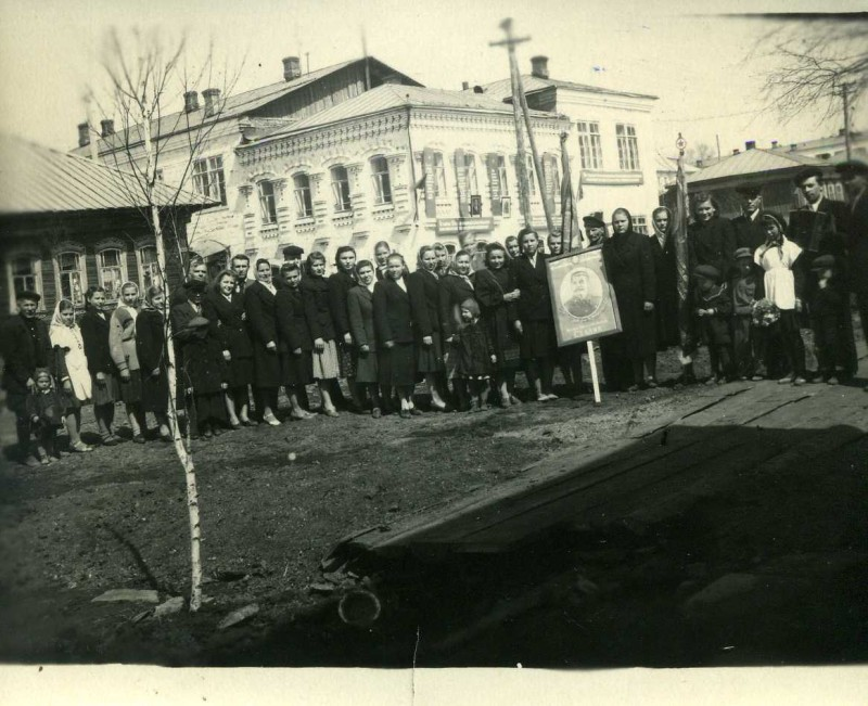 Фото из фонда краеведческого музея г. Катав-Ивановска