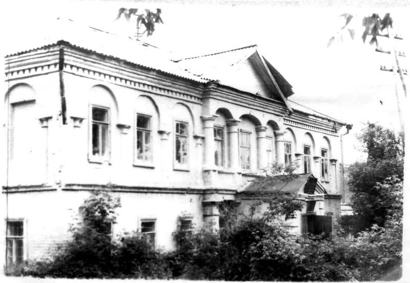 Из учётной карточки объекта (фонд краеведческого музея г. Катав-Ивановска)