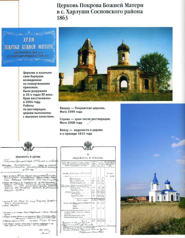 """Из книги """"Православные храмы Челябинской области"""", Челябинск, 2008"""