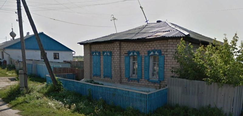 2013 год. Скан с панорамы Google: ул. Советская, 113