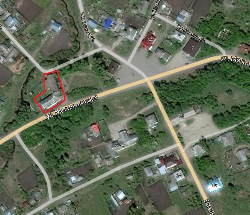 Местонахождение: Красноармейский муниципальный район, Бродокалмак с., Могильникова ул., 51, корпус 2