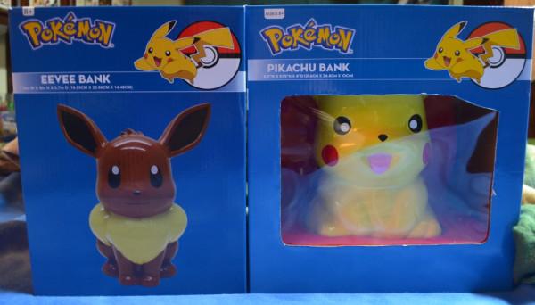 Eevee and pikachu bank.jpg