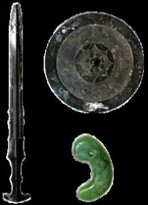 регалии синтай магатама