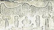 картуш герб хеттов