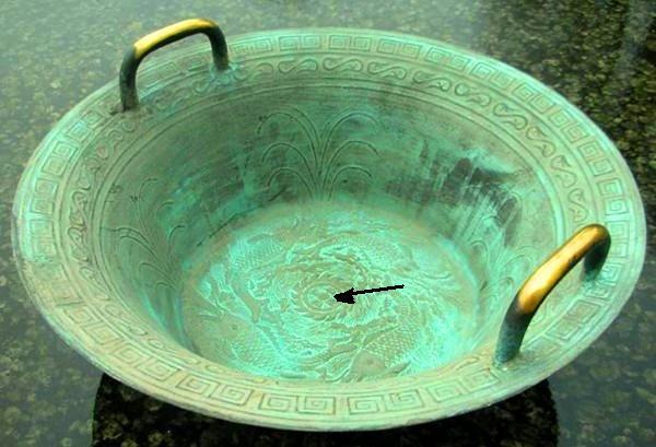 """Древнекитайская Чаша """"фонтанирующих рыб"""" — ничем непревзойденный артефакт"""