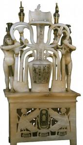 бог Нила: двое со схемой