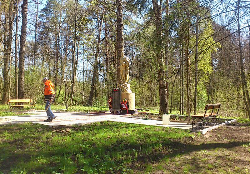 дорожка к памятнику1