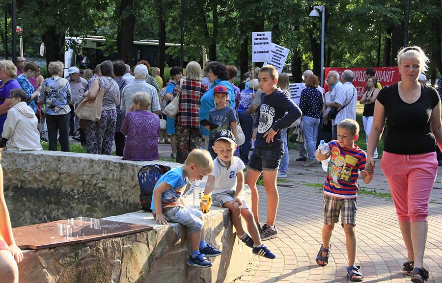Митинг в Звенигороде (4)