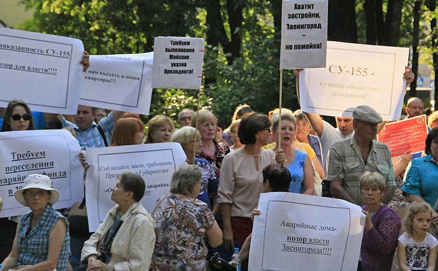 Митинг в Звенигороде (6)