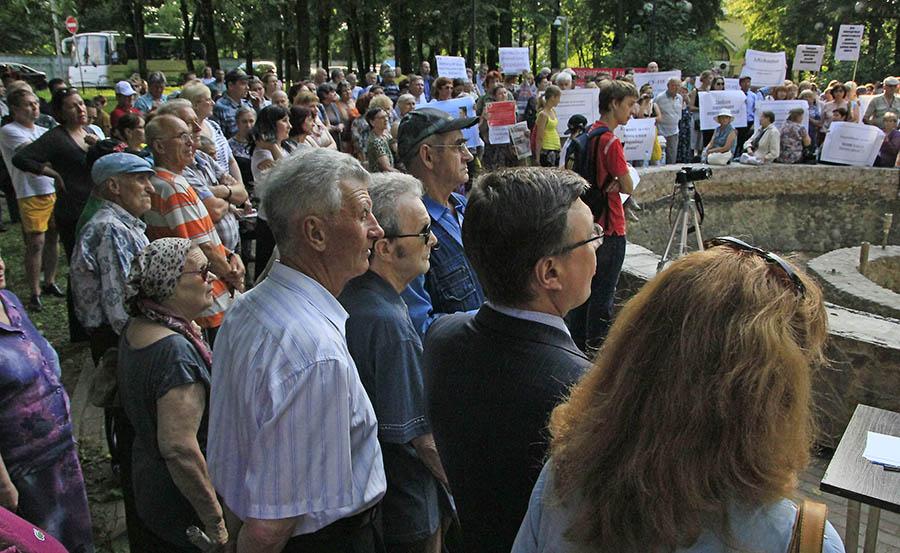 Митинг в Звенигороде (7)